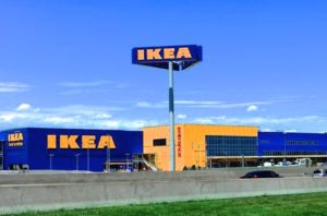 The IKEA Centennial store was built in 2011