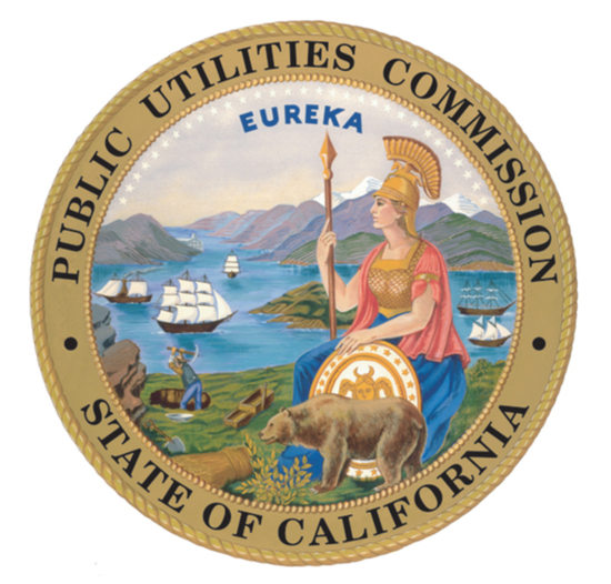 Public Utilities Commission Seal