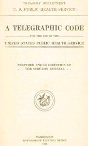 The U.S. Telegraphic Code